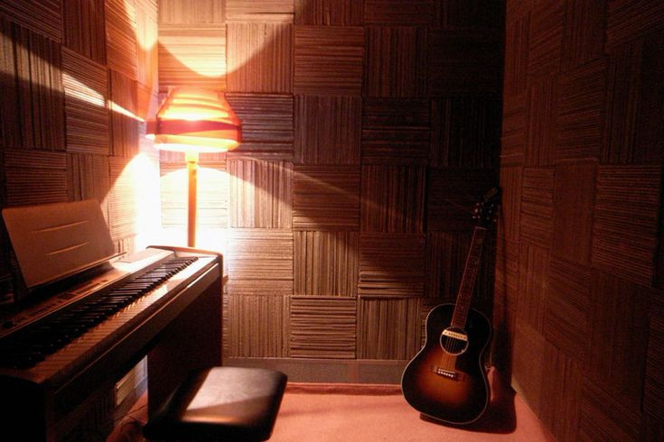 Best ideas about How To Soundproof A Room DIY . Save or Pin DIY soundproof room Stu stu studio Now.