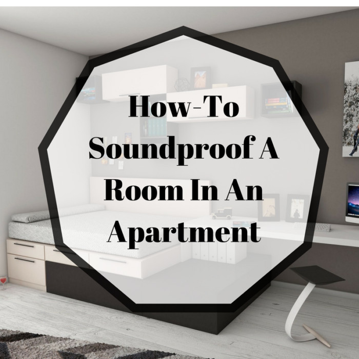 Best ideas about How To Soundproof A Room DIY . Save or Pin How To Soundproof A Room In An Apartment 6 Easy Steps SPD Now.