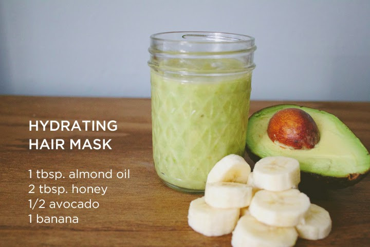 Best ideas about Hydrating Hair Mask DIY . Save or Pin FOXTAIL MOSS HOMEMADE Hydrating Hair Mask Now.