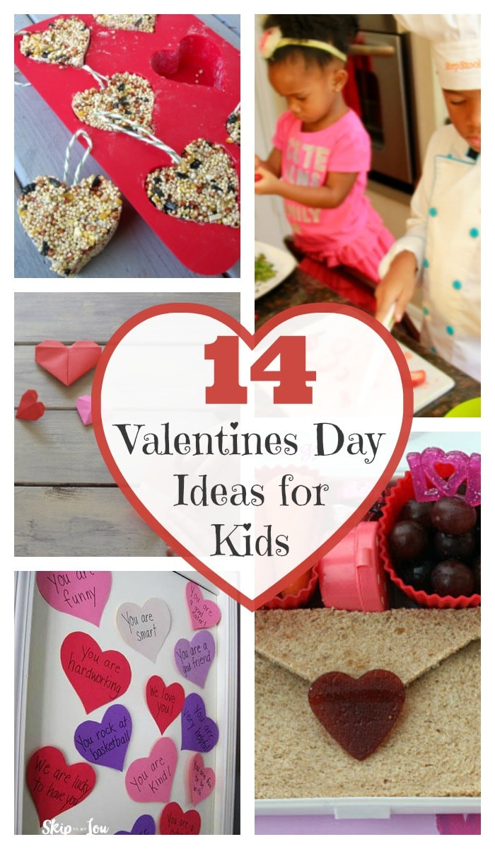 Best ideas about Ideas For Kids . Save or Pin 14 Fun Ideas for Valentine s Day with Kids Now.