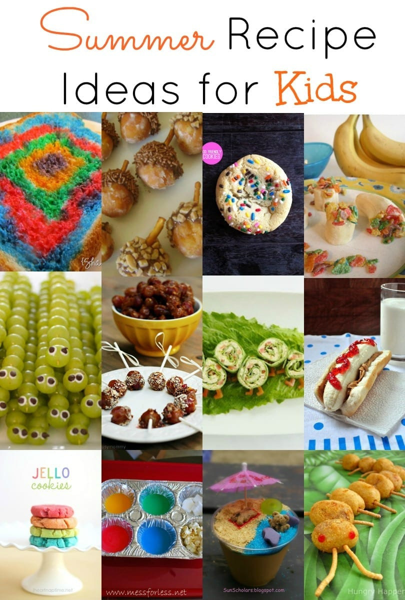 Best ideas about Ideas For Kids . Save or Pin Summer Recipe Ideas for Kids the Grant life Now.
