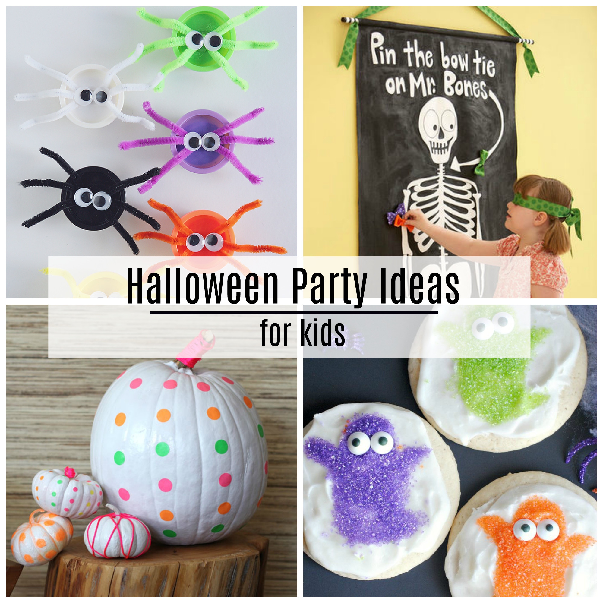 Best ideas about Ideas For Kids . Save or Pin Halloween Party Ideas The Idea Room Now.