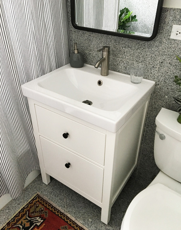 Best ideas about Ikea Bathroom Vanity . Save or Pin How I Installed an IKEA Bathroom Vanity – Project Palermo Now.