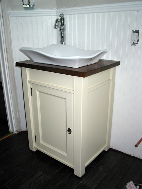 """Best ideas about Ikea Bathroom Vanity . Save or Pin 18"""" Ensuite Bathroom Vanity IKEA Hackers IKEA Hackers Now."""