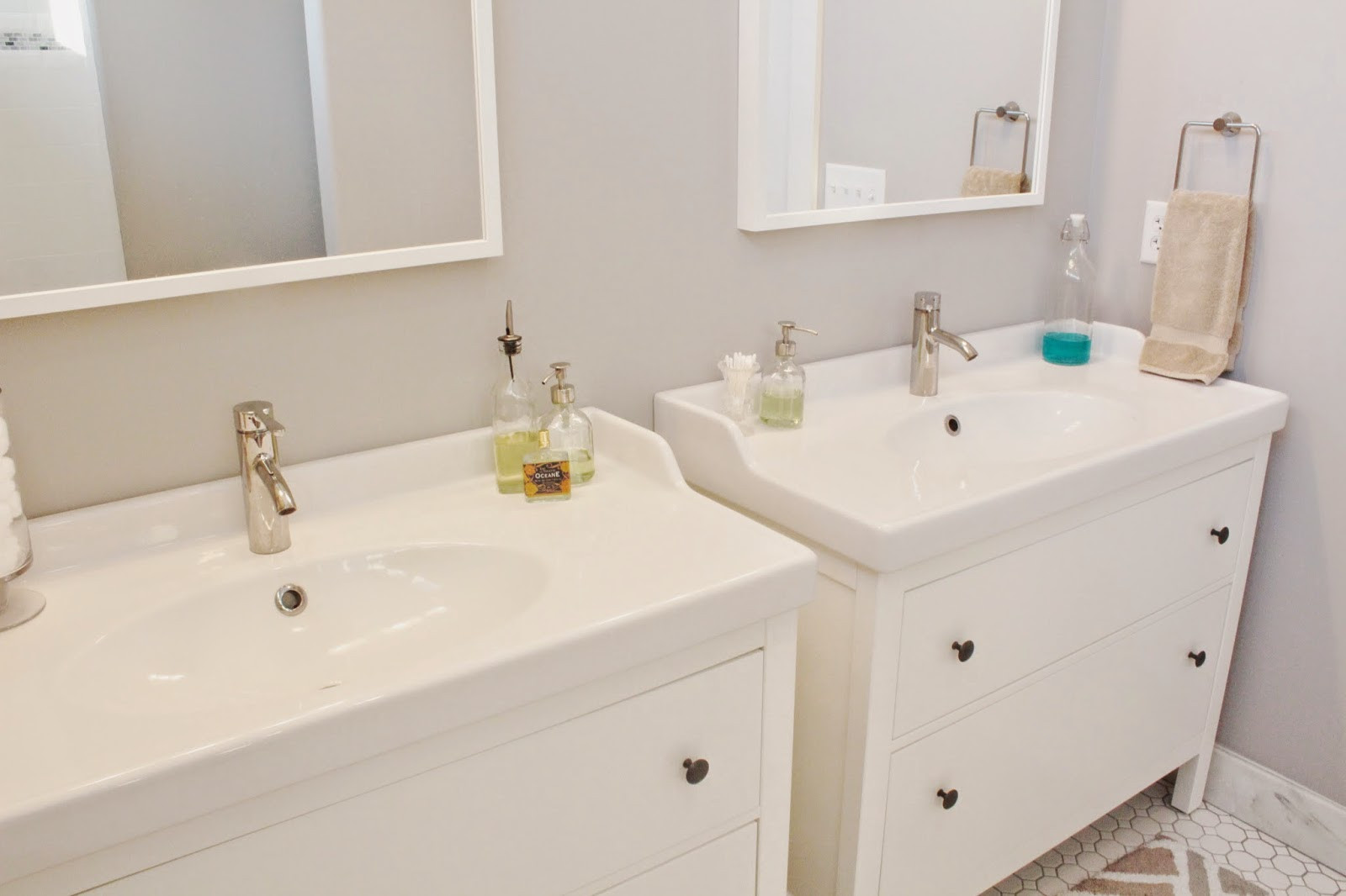 Best ideas about Ikea Bathroom Vanity . Save or Pin LEMONGRASS PROJECT GALLOWAY BARN Now.