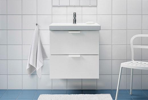 Best ideas about Ikea Bathroom Vanity . Save or Pin Bathroom Vanities & Countertops IKEA Now.