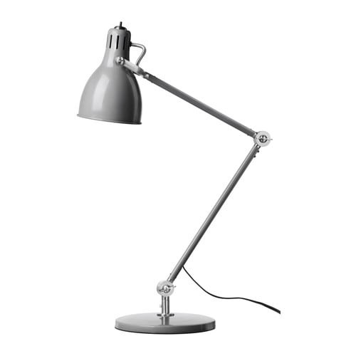 Best ideas about Ikea Desk Lamp . Save or Pin ARÖD Work lamp IKEA Now.