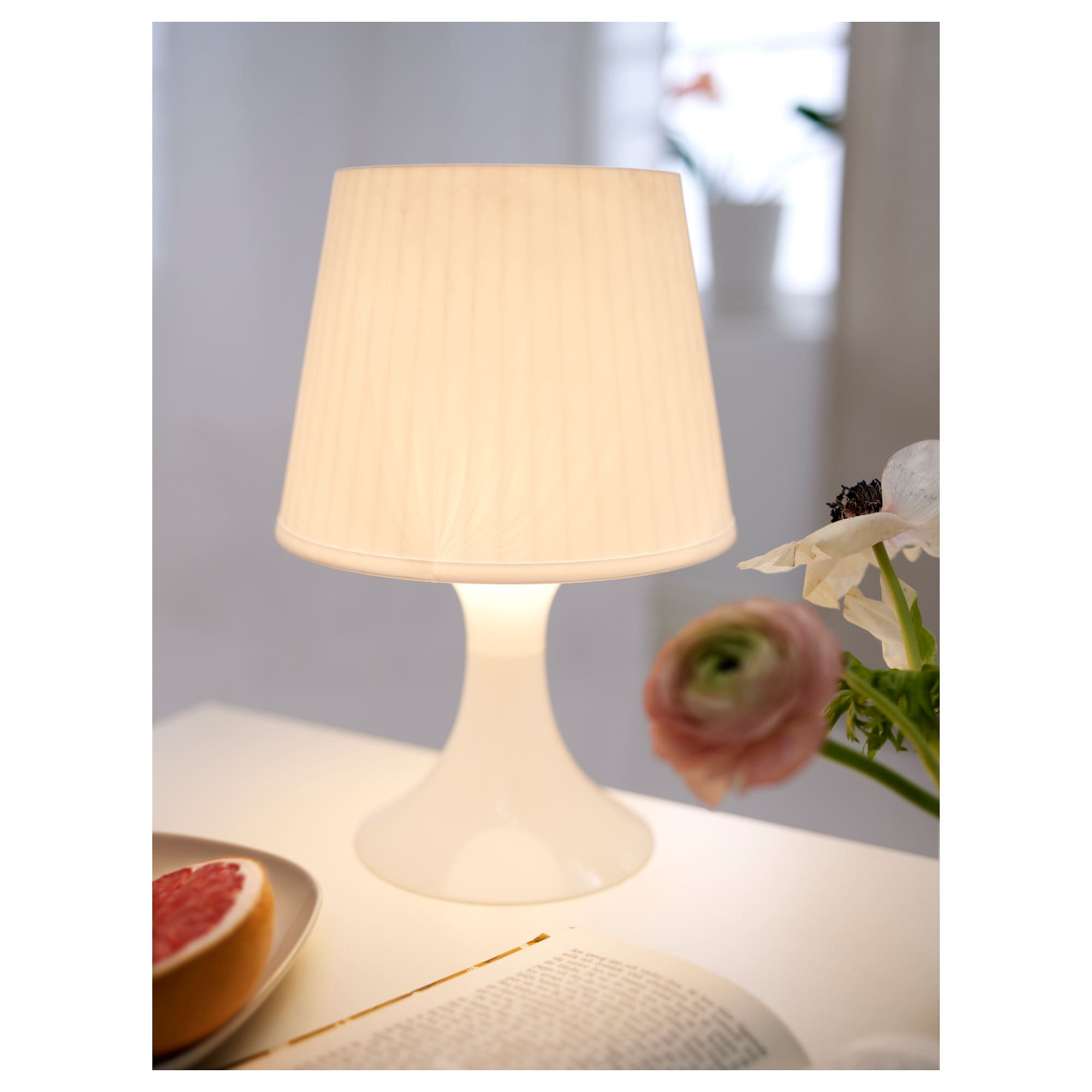 Best ideas about Ikea Desk Lamp . Save or Pin LAMPAN Table lamp White IKEA Now.
