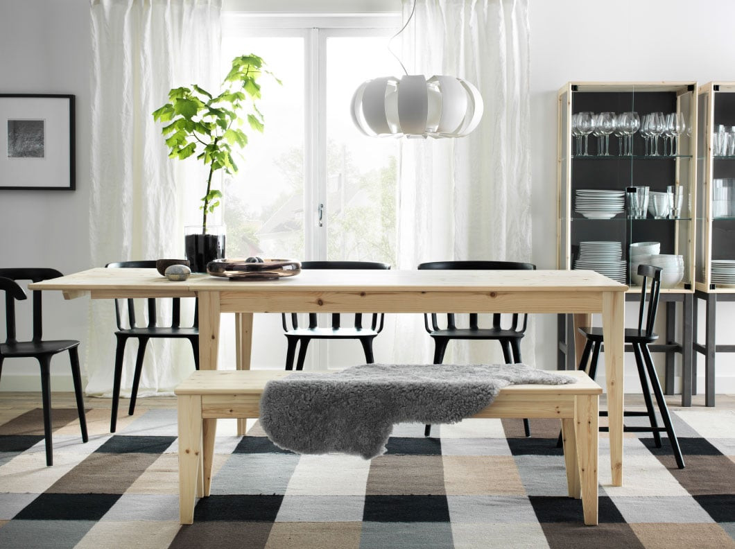 Best ideas about Ikea Dining Table . Save or Pin Dining Dining tables Dining chairs & more IKEA Now.