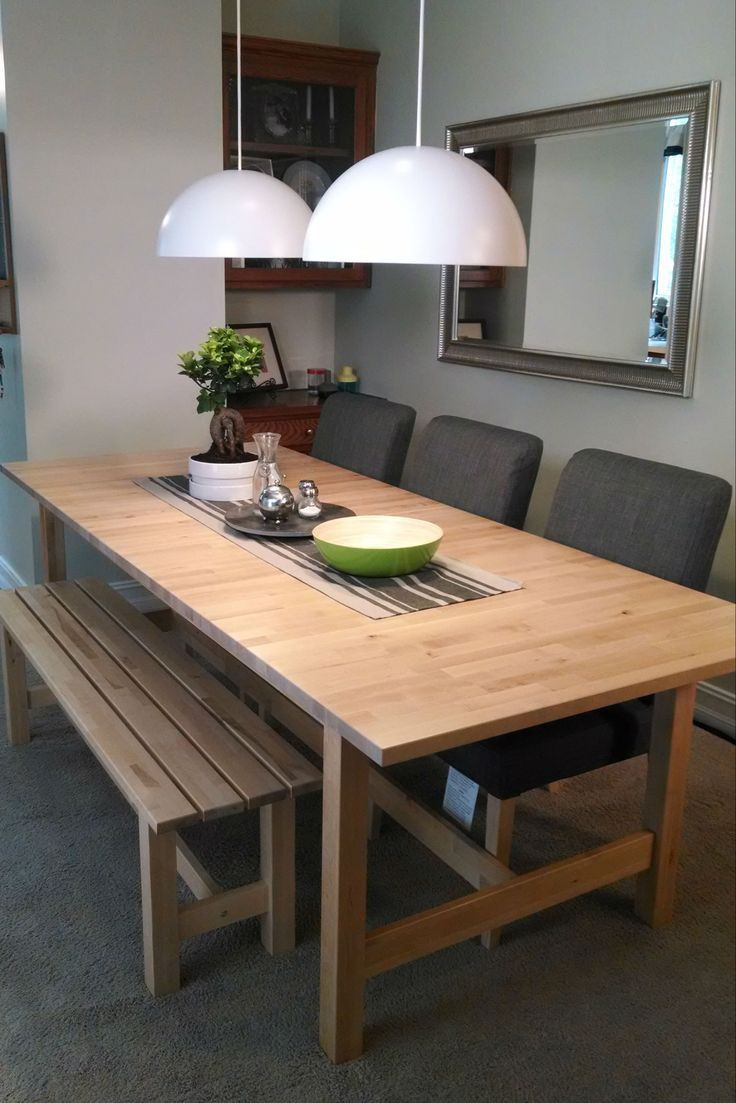 Best ideas about Ikea Dining Table . Save or Pin How to Find and Buy Kitchen Tables from Ikea TheyDesign Now.