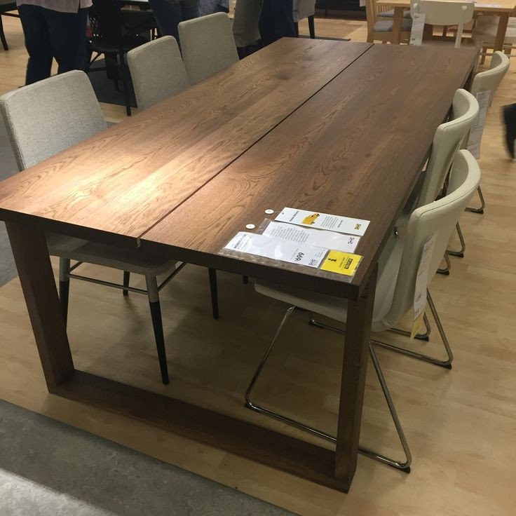 Best ideas about Ikea Dining Table . Save or Pin 1000 ideas about Ikea Dining Table on Pinterest Now.