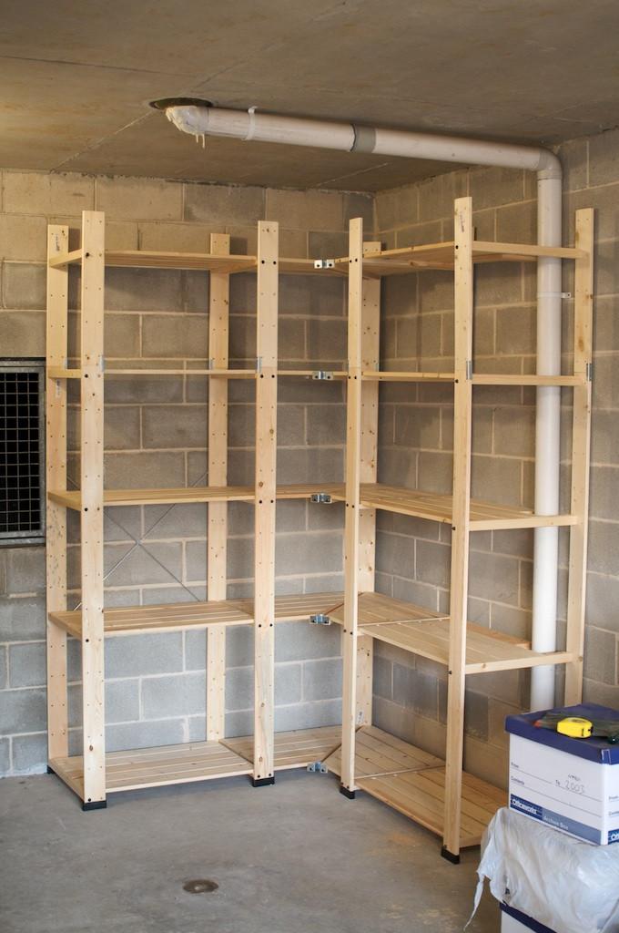 Best ideas about Ikea Garage Storage . Save or Pin garage shelves Now.