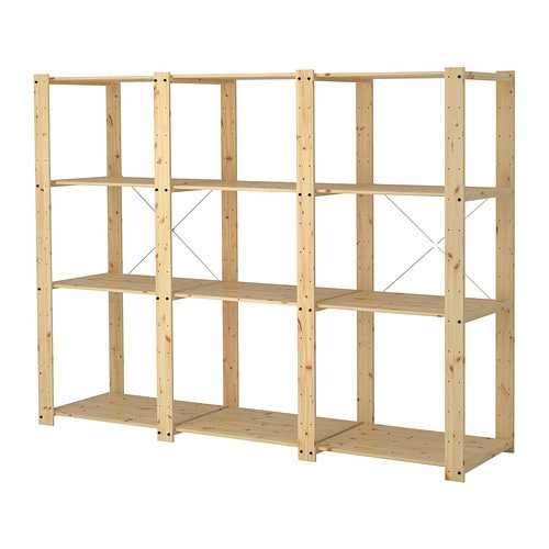 Best ideas about Ikea Garage Storage . Save or Pin GORM 3 sections shelves IKEA Now.
