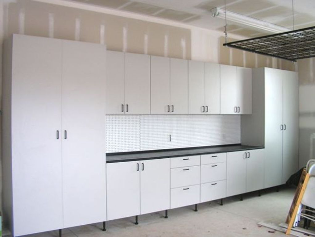 Best ideas about Ikea Garage Storage . Save or Pin Garage Cabinets Ikea White Iimajackrussell Garages Now.
