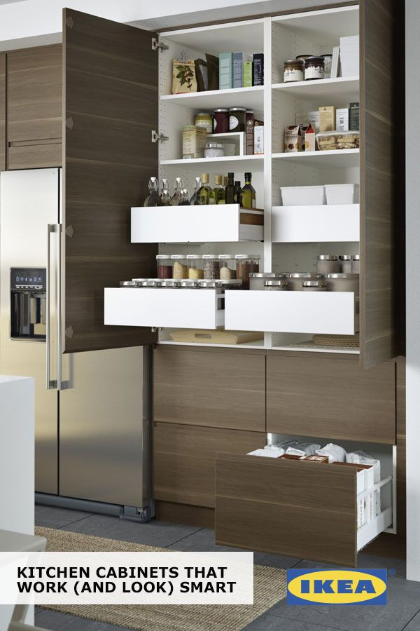 Best ideas about Ikea Kitchen Organization . Save or Pin 342 best Kitchens images on Pinterest Now.