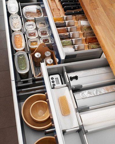 Best ideas about Ikea Kitchen Organization . Save or Pin How To Organize Kitchen Cabinets And Drawers 6 Ways To Now.