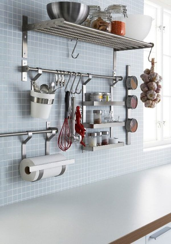 Best ideas about Ikea Kitchen Organization . Save or Pin 65 Ingenious Kitchen Organization Tips And Storage Ideas Now.