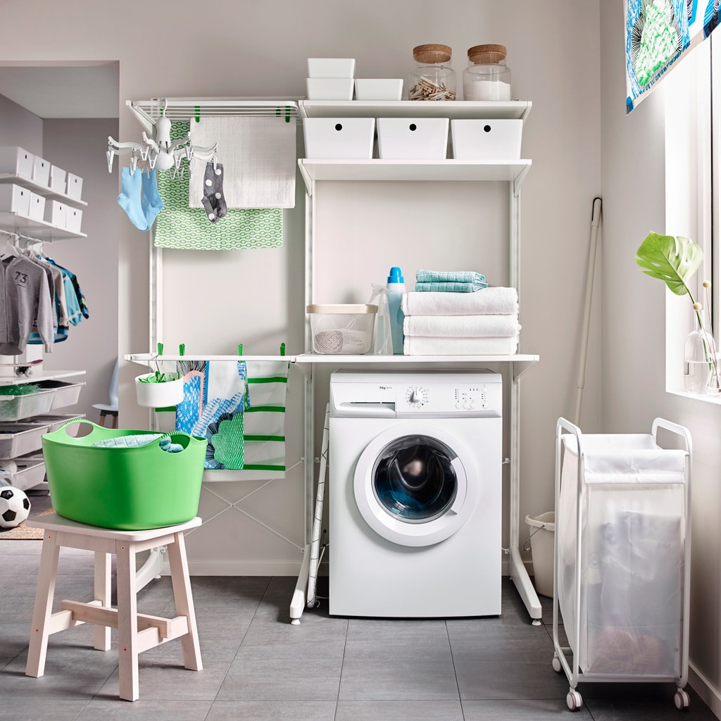 Best ideas about Ikea Laundry Room . Save or Pin Laundry & Utility Room Furniture and Ideas Now.
