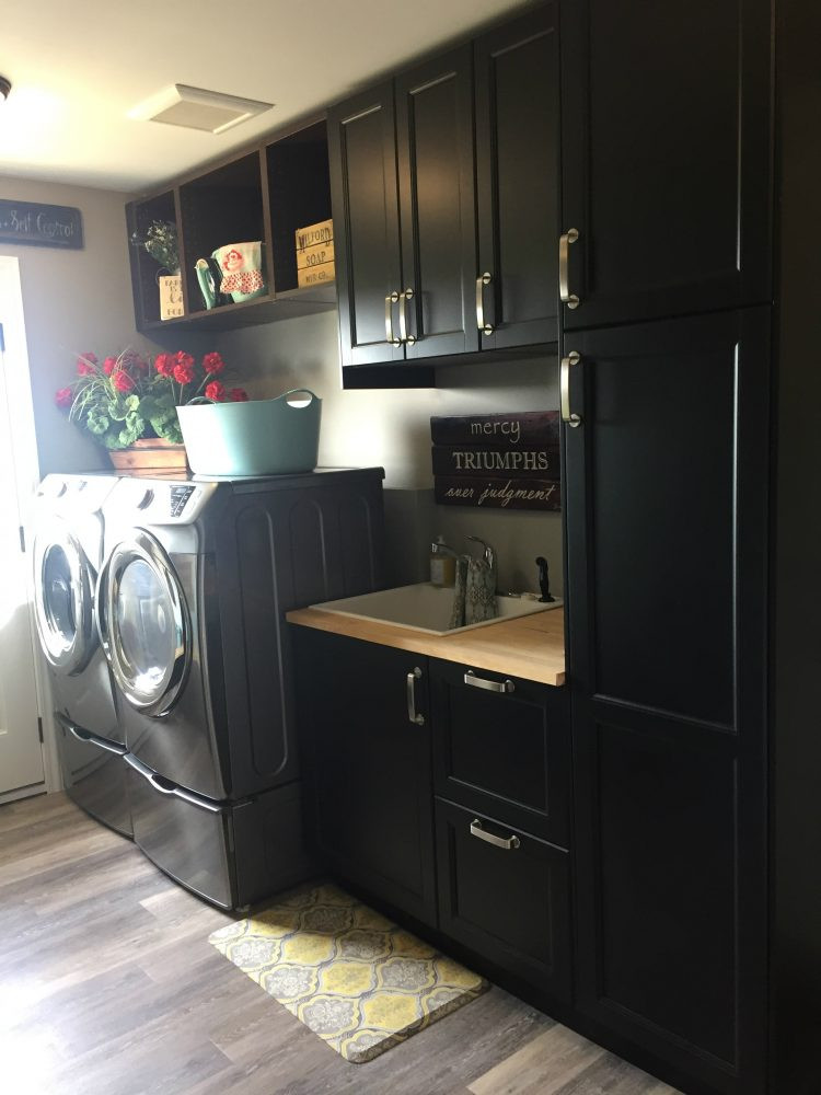 Best ideas about Ikea Laundry Room . Save or Pin How to Design a Laundry Room and Bathroom with IKEA Now.