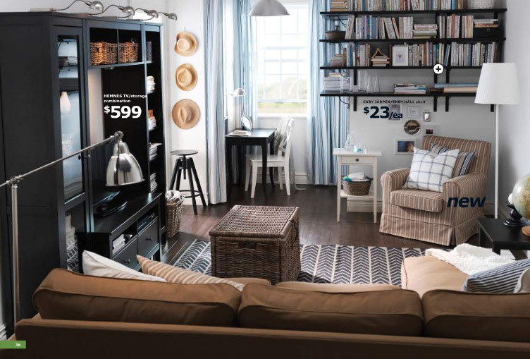 Best ideas about Ikea Living Room . Save or Pin IKEA 2011 Catalog [Full] Now.