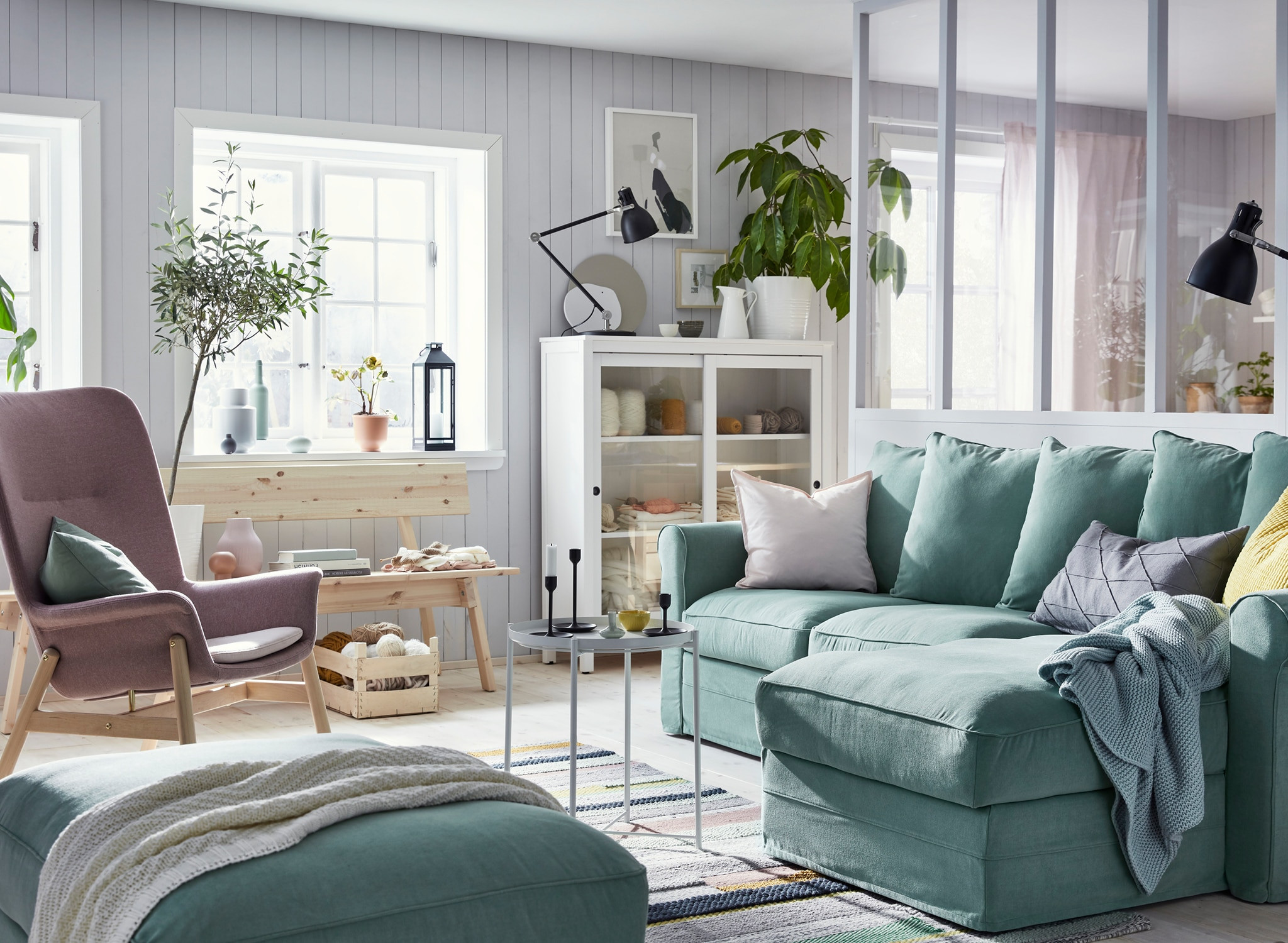 Best ideas about Ikea Living Room . Save or Pin New Living Room Ideas Now.