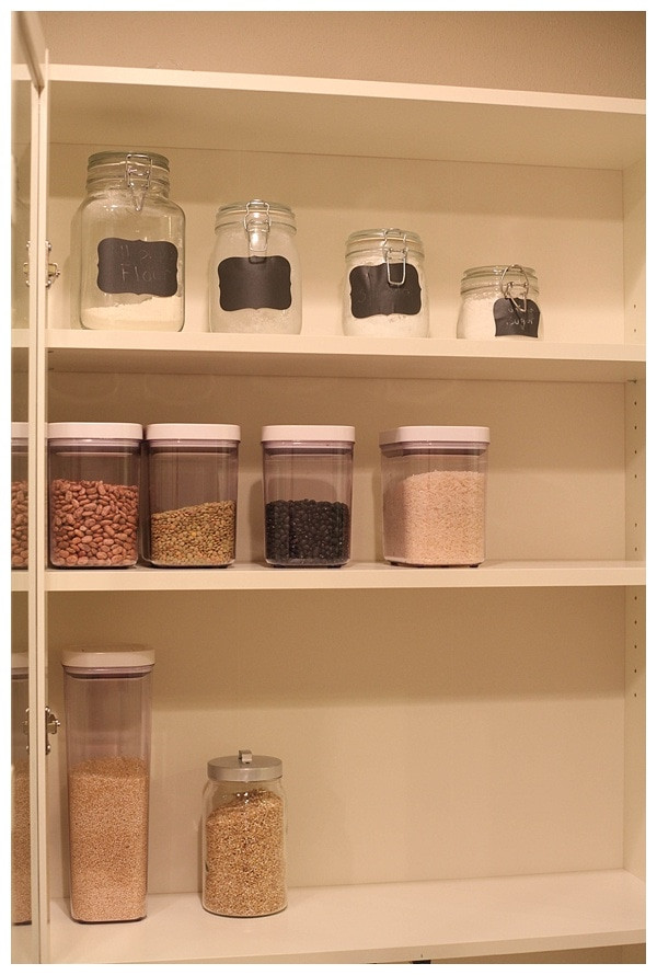 Best ideas about Ikea Pantry Cabinet . Save or Pin IKEA Pantry Hack Kitchen Pantry using Ikea Billy bookcase Now.