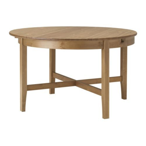 Best ideas about Ikea Round Dining Table . Save or Pin LEKSVIK Dining table IKEA Extendable dining table with 1 Now.