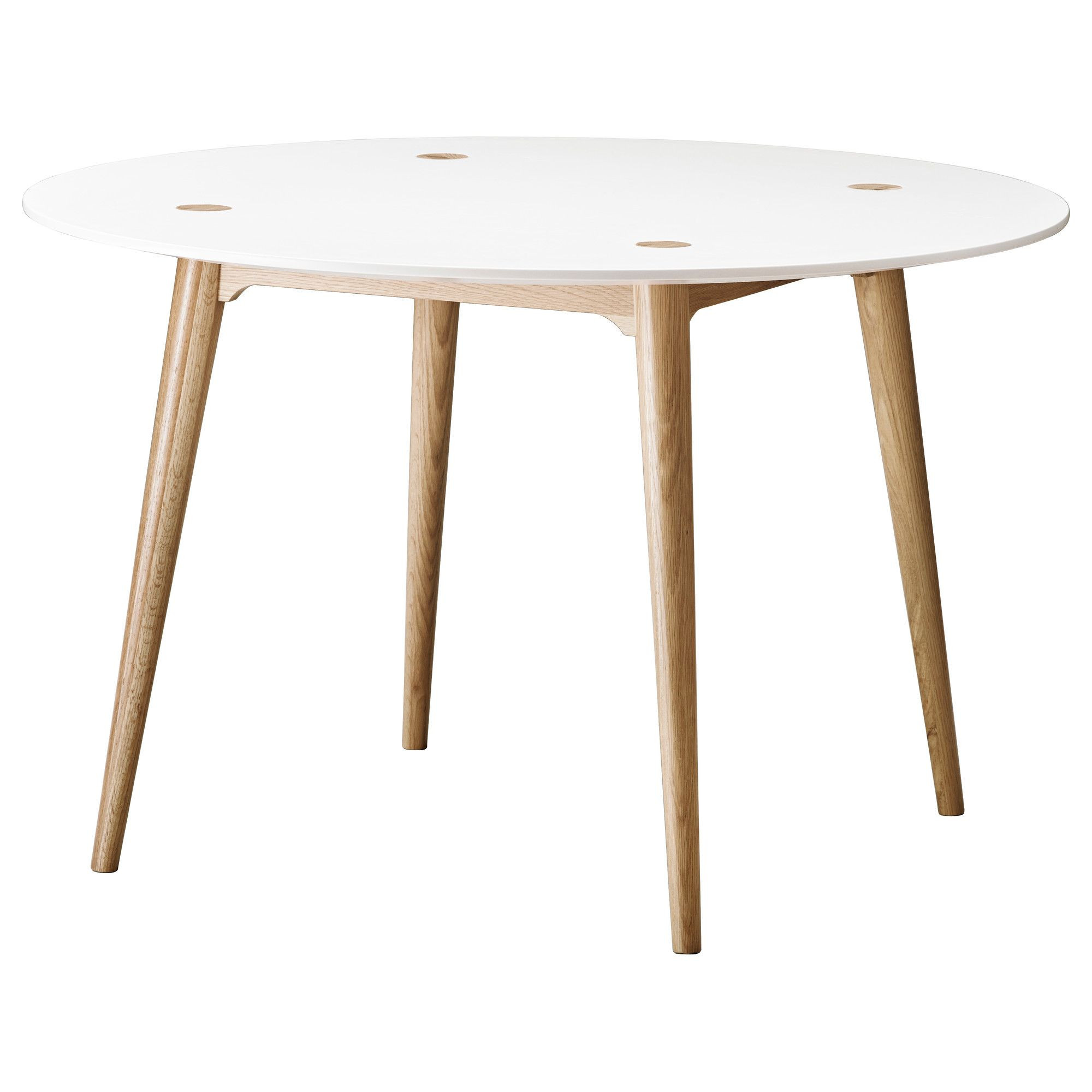Best ideas about Ikea Round Dining Table . Save or Pin Base for large kitchen table TRENDIG 2013 Dining table Now.