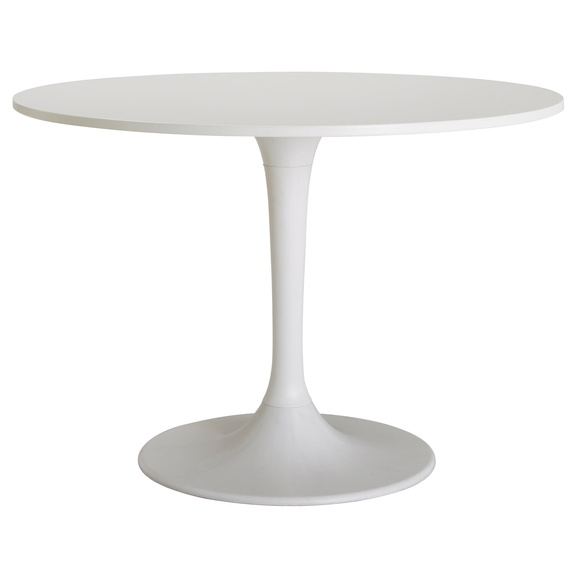 Best ideas about Ikea Round Dining Table . Save or Pin DOCKSTA Table White 105 cm IKEA Now.
