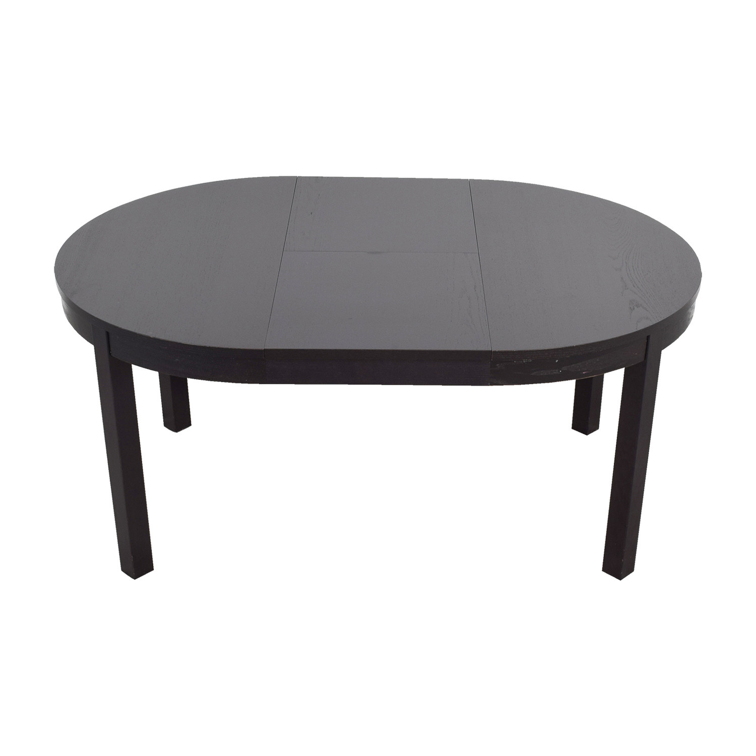 Best ideas about Ikea Round Dining Table . Save or Pin OFF IKEA IKEA Bjursta Extendable Round to Oval Now.