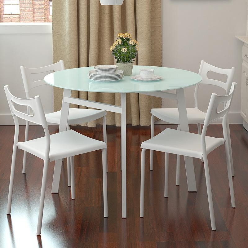 Best ideas about Ikea Round Dining Table . Save or Pin 20 Best Ikea Round Glass Top Dining Tables Now.