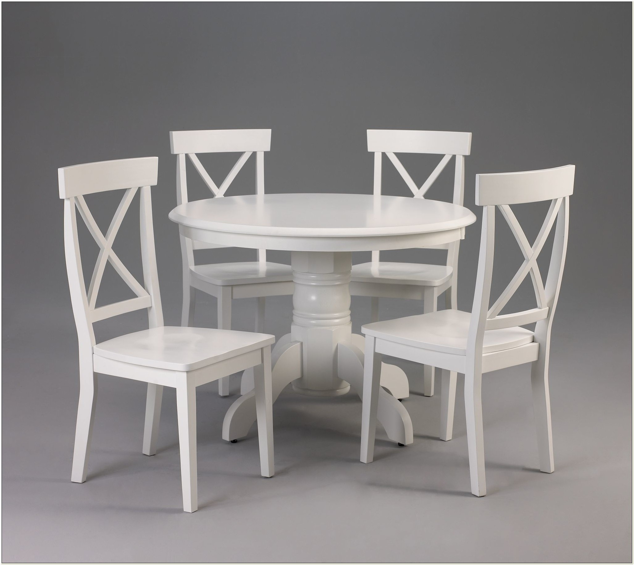 Best ideas about Ikea Round Dining Table . Save or Pin Ikea White Round Dining Table And Chairs Chairs Home Now.
