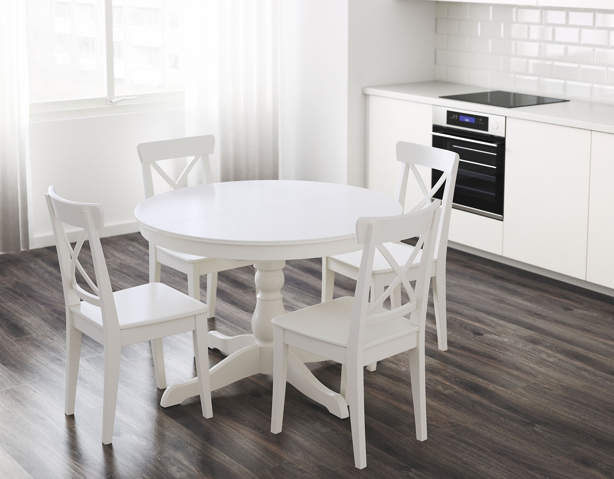 Best ideas about Ikea Round Dining Table . Save or Pin Round Dining Tables Now.
