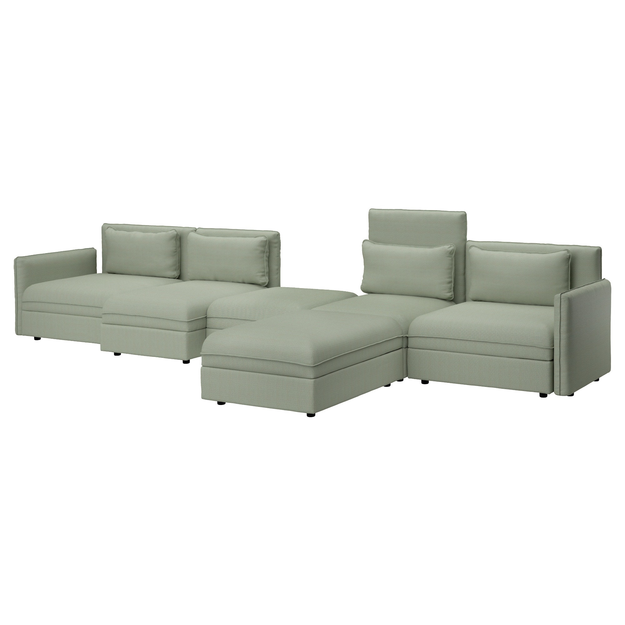 Best ideas about Ikea Sectional Sofa . Save or Pin Modular & Sectional Sofas Now.