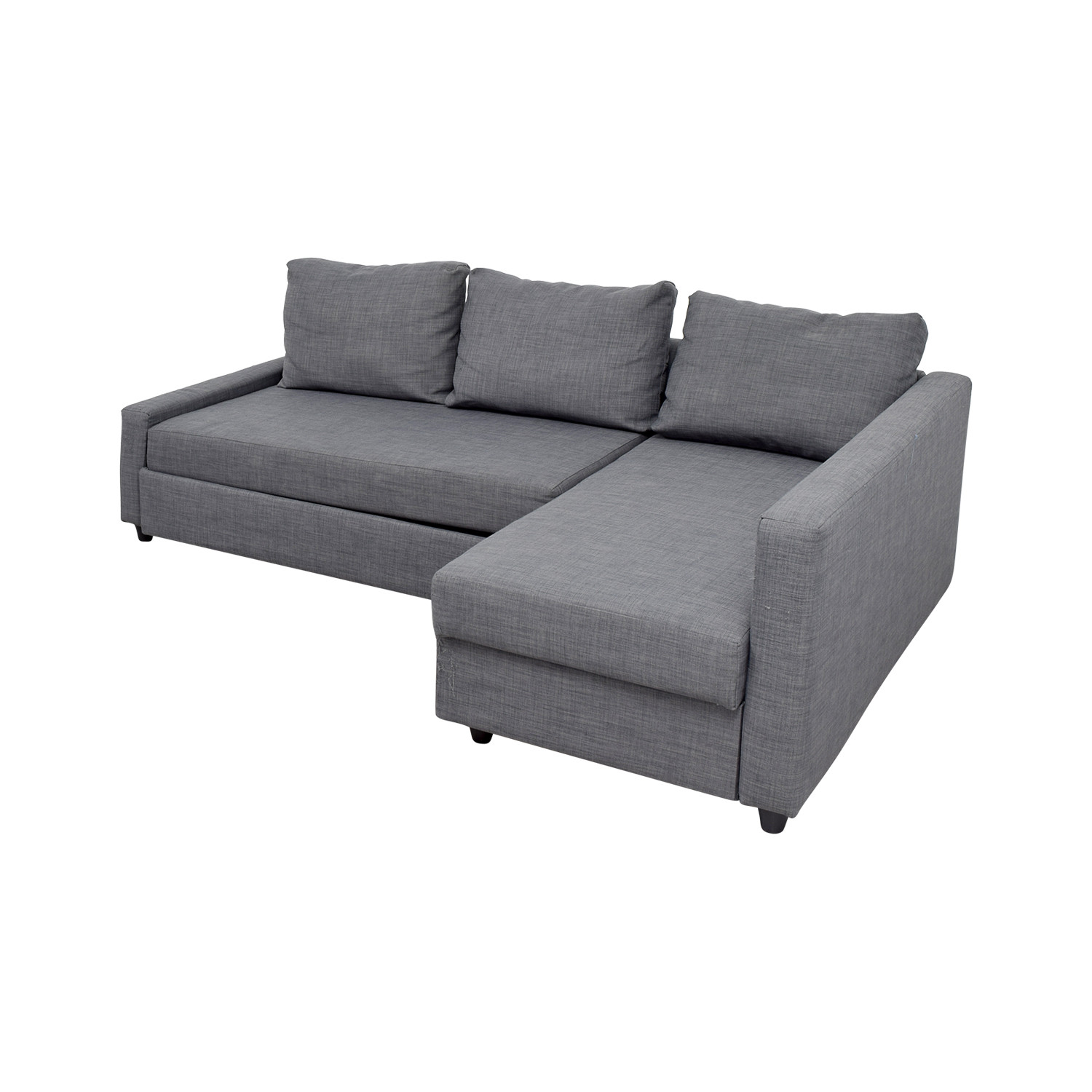 Best ideas about Ikea Sectional Sofa . Save or Pin OFF IKEA IKEA Grey Sleeper Chaise Sectional Sofas Now.