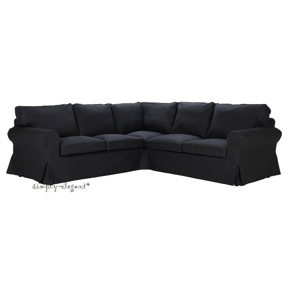 Best ideas about Ikea Sectional Sofa . Save or Pin Ikea Ektorp COVER for EKTORP Corner Sofa Sectional 2 2 Now.