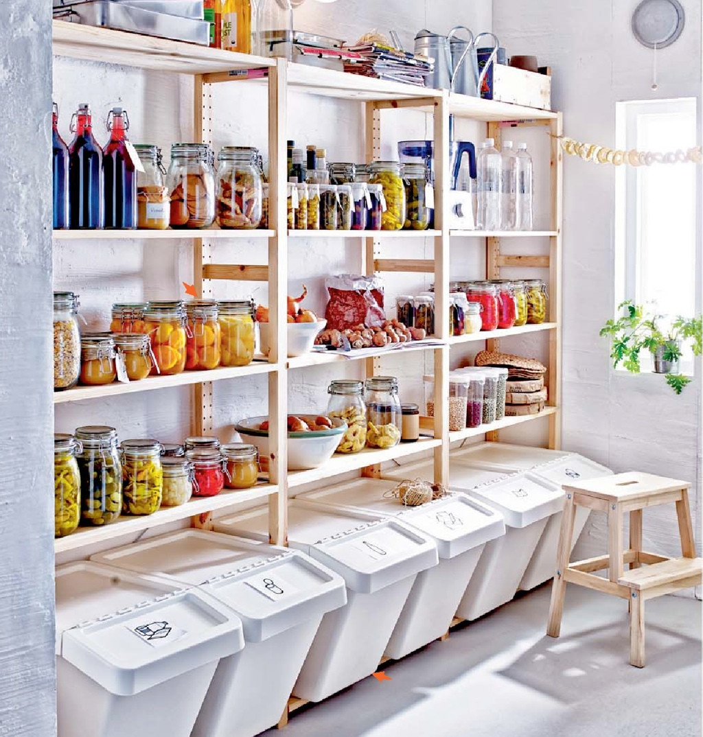 Best ideas about Ikea Storage Ideas . Save or Pin ikea kitchen storage 2015 Now.