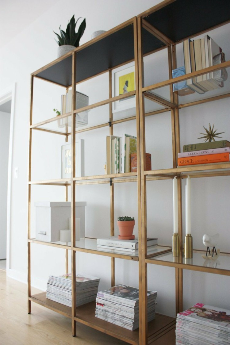 Best ideas about Ikea Storage Ideas . Save or Pin Interior Design Ideas With IKEA Shelves So Creative You Now.