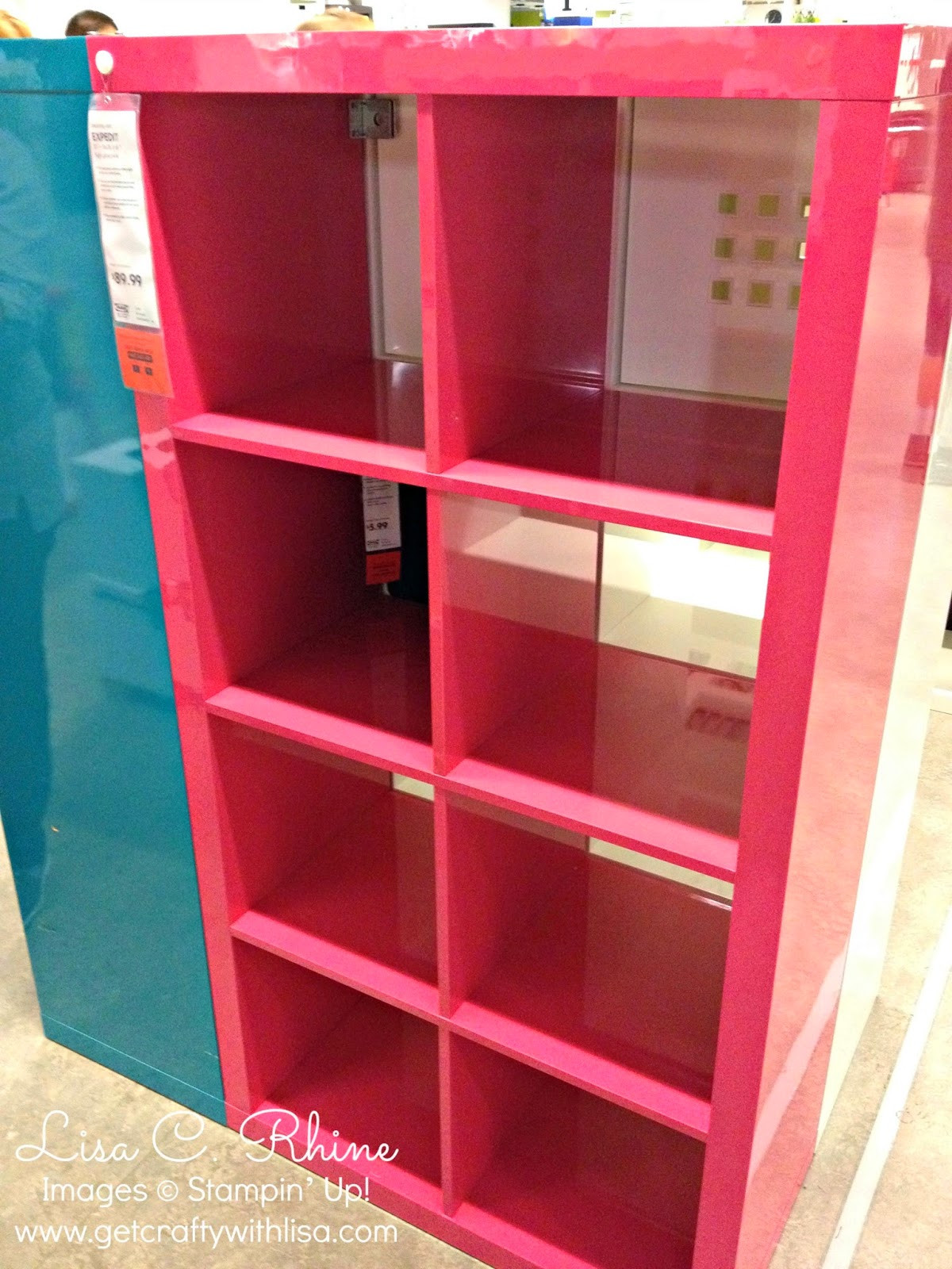 Best ideas about Ikea Storage Ideas . Save or Pin Get Crafty with Lisa IKEA Craft Storage Ideas & Mini Blog Hop Now.