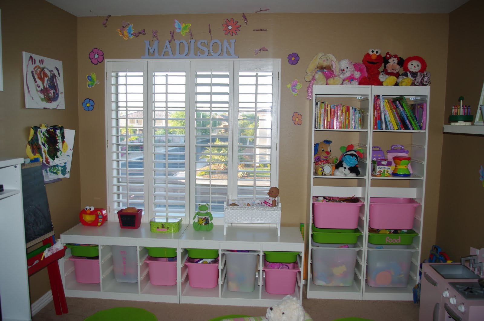 Best ideas about Ikea Toy Storage Ideas . Save or Pin Maddycakes Muse August 2010 Now.