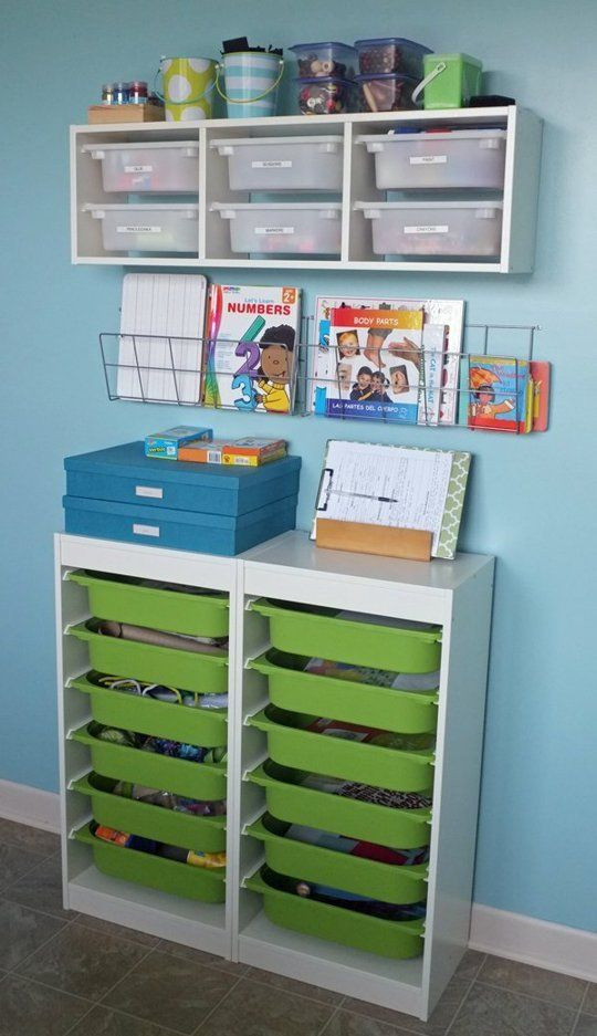 Best ideas about Ikea Toy Storage Ideas . Save or Pin 25 best ideas about Ikea Toy Storage on Pinterest Now.