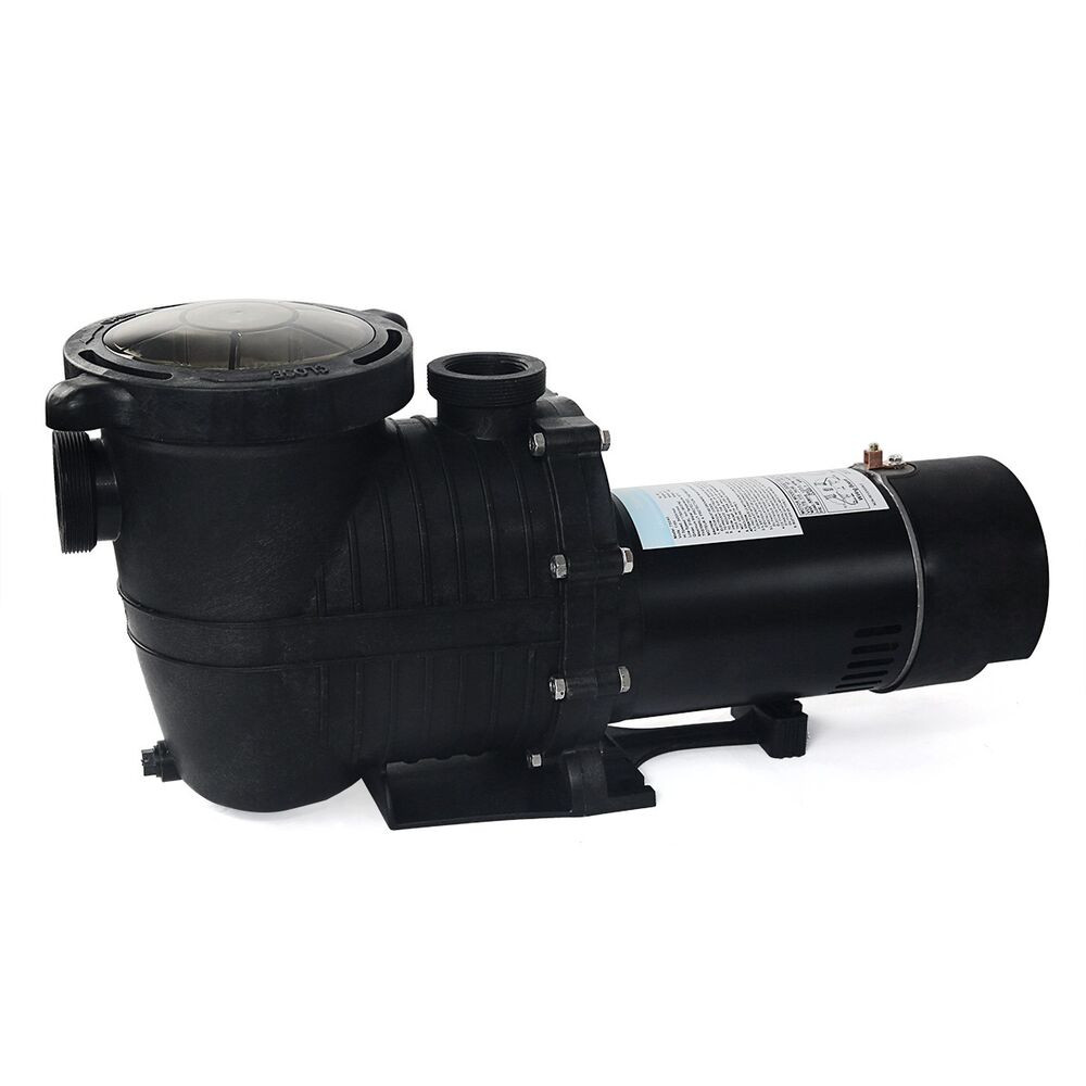 Best ideas about In Ground Pool Pump . Save or Pin 1 5HP INGROUND ABOVE GROUND SWIMMING POOL ENERGY SAVING Now.
