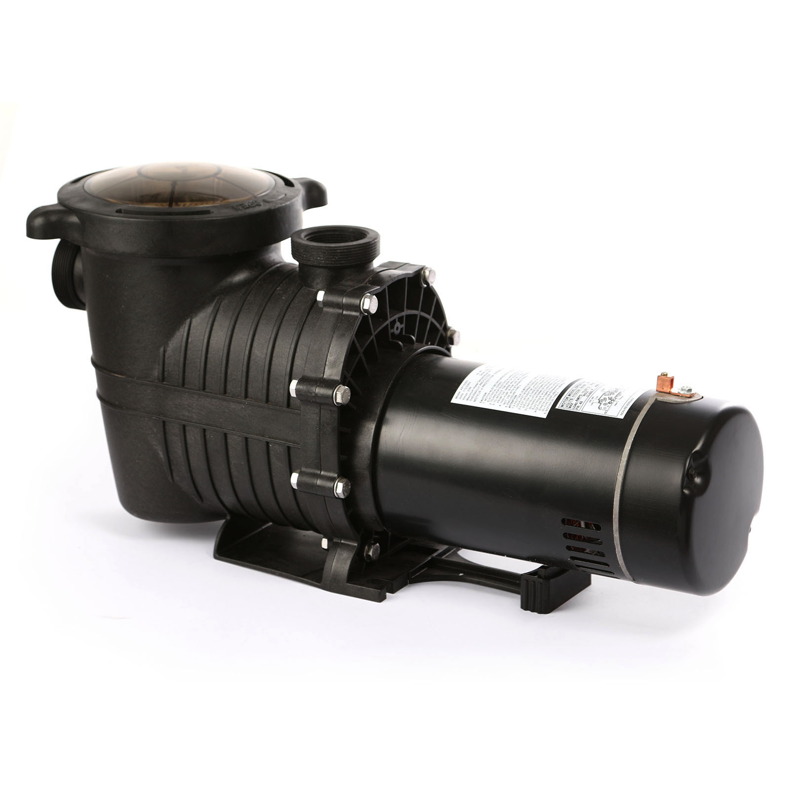 Best ideas about In Ground Pool Pump . Save or Pin 2HP in Ground Swimming Pool Pump Motor High Flo Hi Rate w Now.