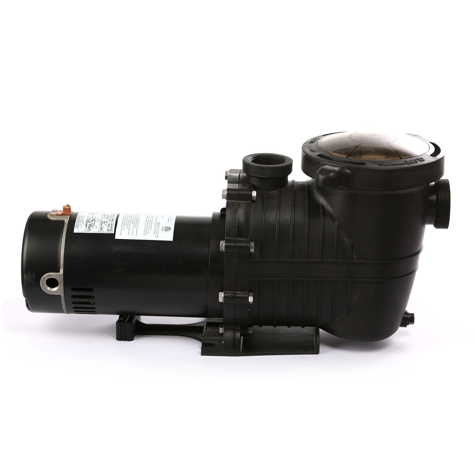 Best ideas about In Ground Pool Pump . Save or Pin 2HP IN GROUND Swimming POOL PUMP MOTOR w Strainer High Now.