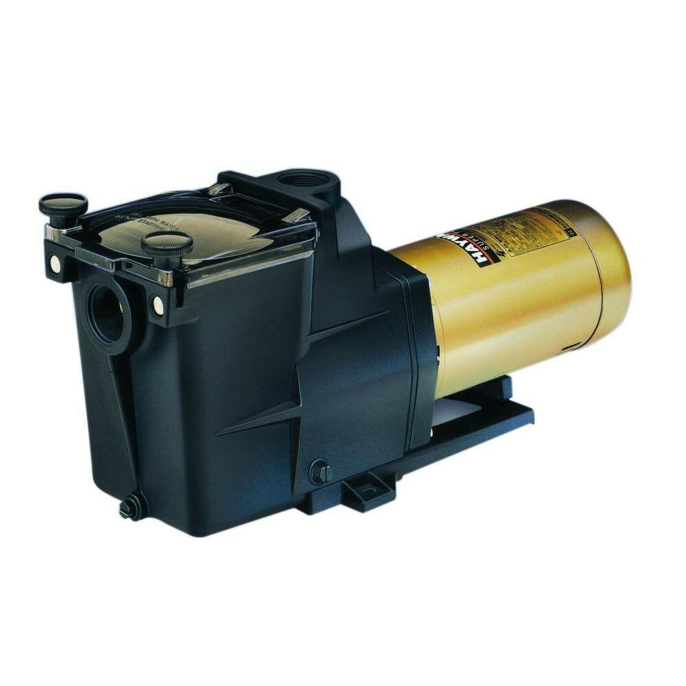 Best ideas about In Ground Pool Pump . Save or Pin Hayward Super Pump 1 5 HP In Ground Swimming Pool Pump 1 1 Now.