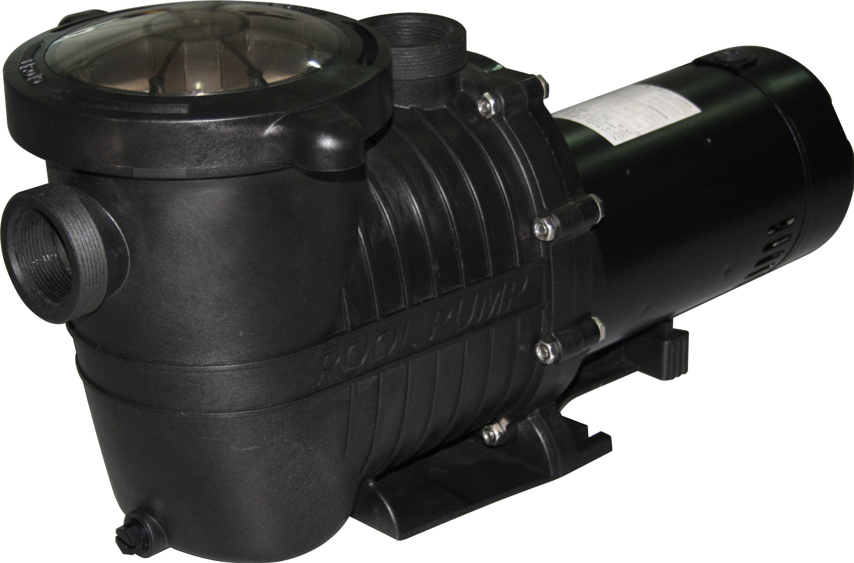 Best ideas about In Ground Pool Pump . Save or Pin High Performance Swimming Pool Pump In Ground 1 5 HP Now.