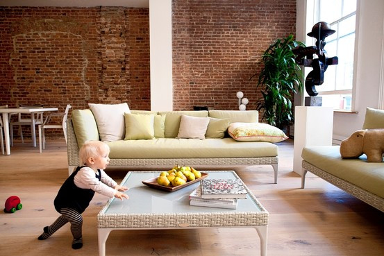 Best ideas about Indoor Patio Furniture . Save or Pin Outdoor Furniture from Dedon Kettal Vitra Is ten Used Now.