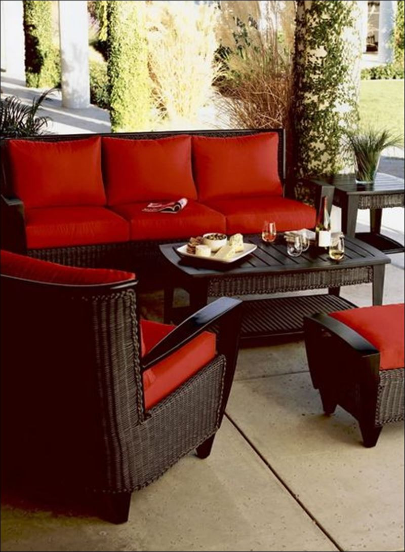 Best ideas about Indoor Patio Furniture . Save or Pin Patio Charming Indoor Furniture Home Depot Outdoor Sets Now.