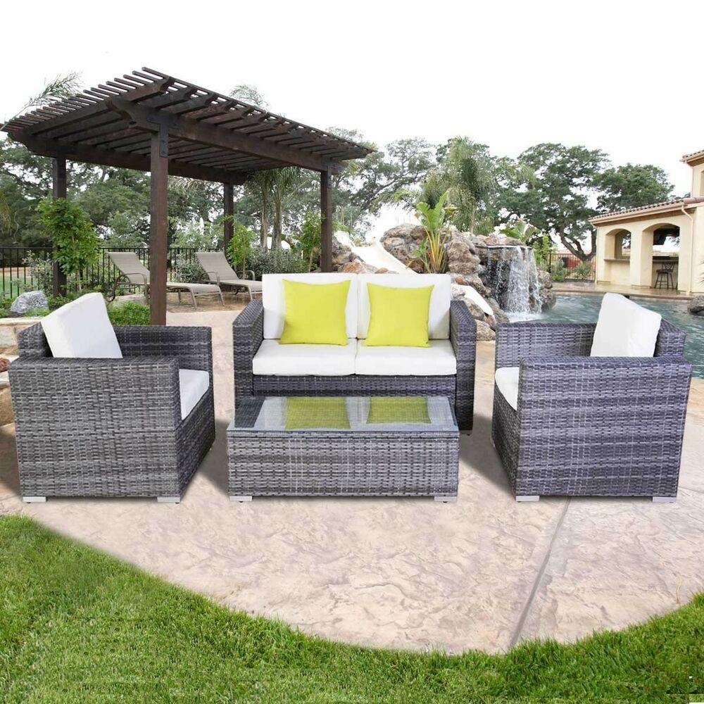 Best ideas about Indoor Patio Furniture . Save or Pin RATTAN GARDEN OUTDOOR WICKER PATIO FURNITURE INDOOR SOFA Now.