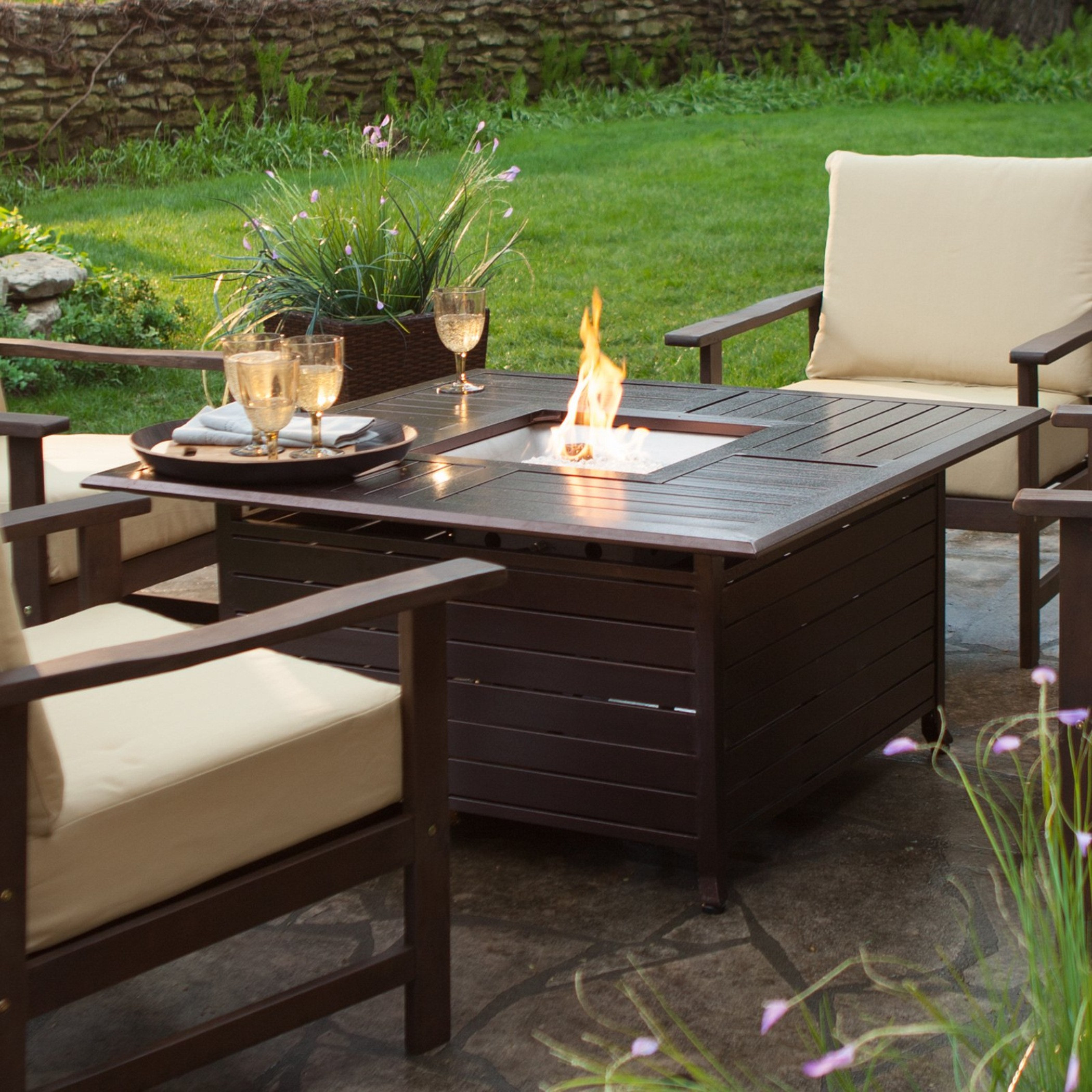 Best ideas about Indoor Patio Furniture . Save or Pin Pool Furniture Sets Metal Outdoor How To Build Cast Now.